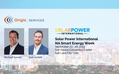 Solar Power International | NA Smart Energy Week 2019
