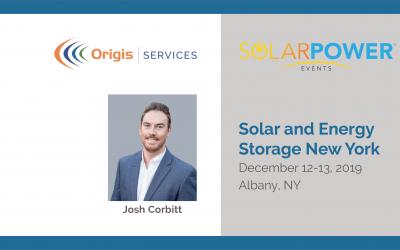 Solar and Energy Storage New York