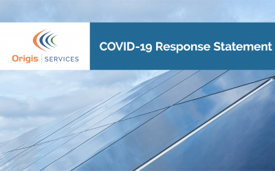 Origis Services COVID-19 Response Statement