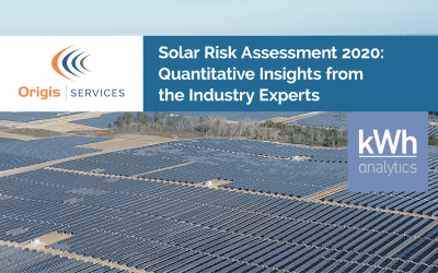 Solar Risk Assessment 2020: Quantitative Insights from the Industry Experts