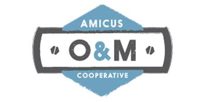 Amicus O&M logo